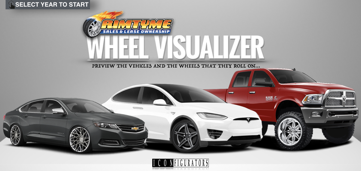 Customize Your Own Car Online >> Wheel Visualizer See Our Wheels On Your Ride Rimtyme