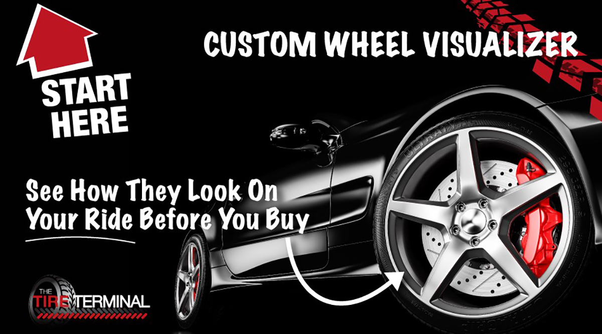Shop Custom Wheels Mississauga On The Tire Terminal