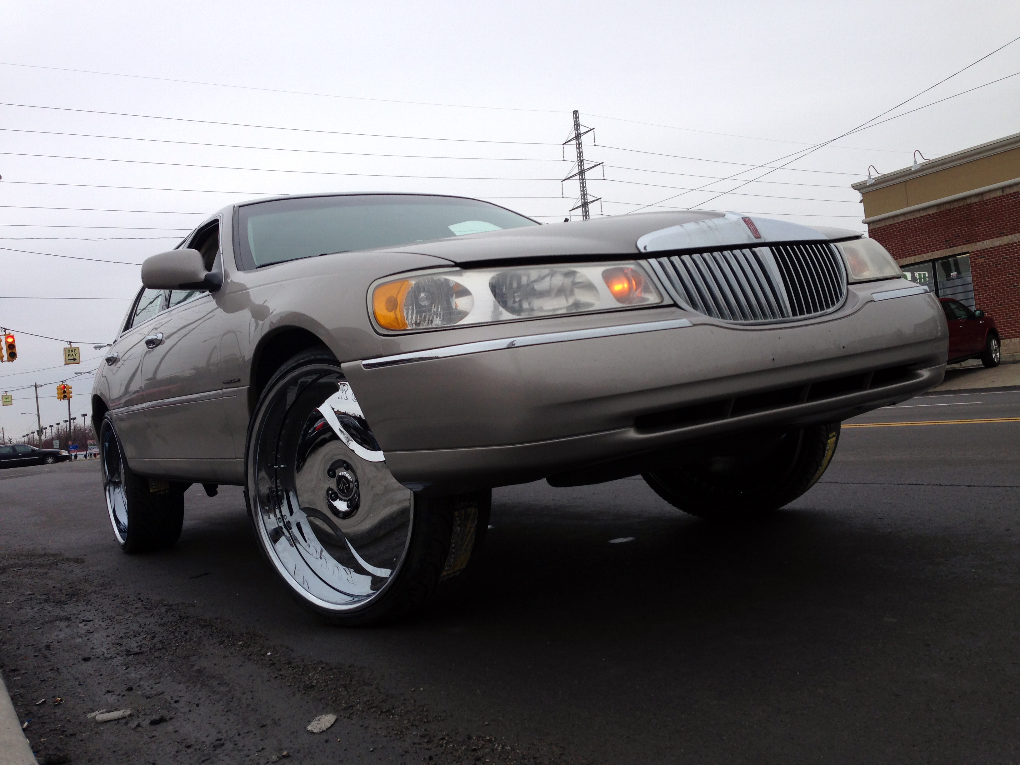 Lincoln Town Car Swerve Gallery - Wheel Tec