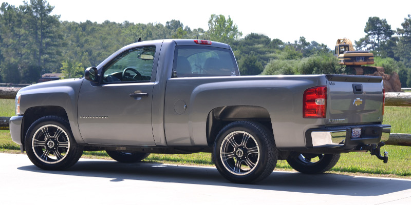 Chevrolet Silverado 1500 Off-Road 396 Assassin