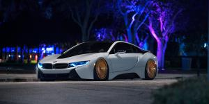 CBU on BMW I8