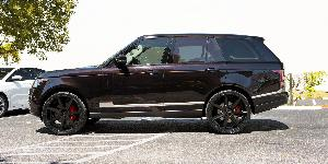 Land Rover Range Rover with Status Wheels S838 Journey