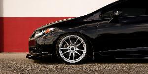 Honda Civic with Ruff Racing R364