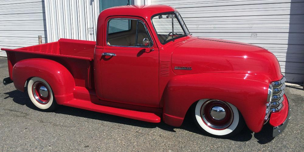 Chevrolet 3100 Smoothie (Series 51)<br>Extended Sizing