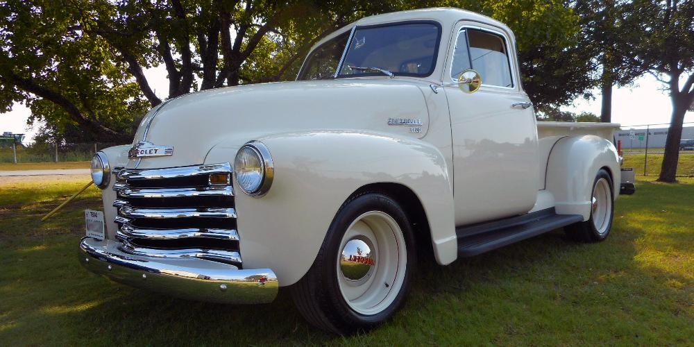Chevrolet Pickup Smoothie (Series 51)<br>Extended Sizing