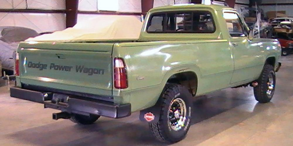 Dodge Power Wagon Modular (Series 94)