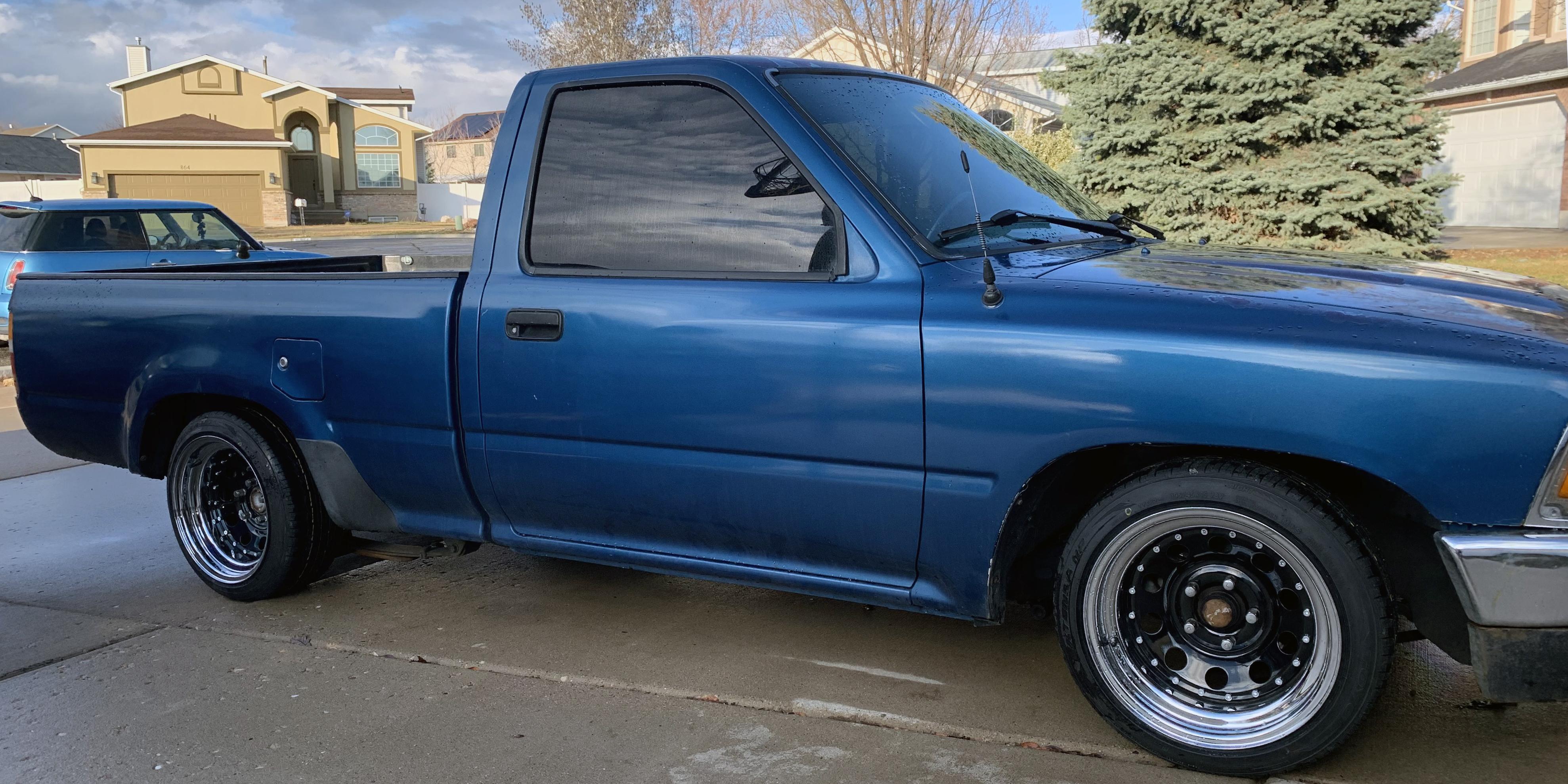Toyota Pickup Modular Series 94 Gallery U S Wheel Corp