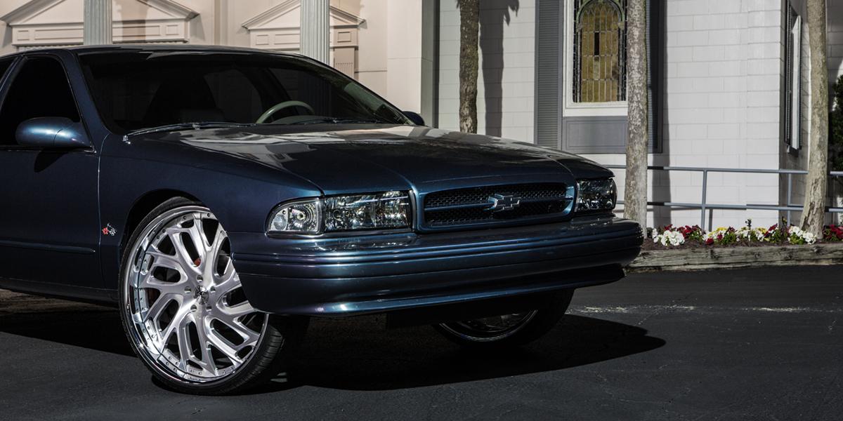 Chevrolet Impala Biscayne Gallery - Azara Wheels