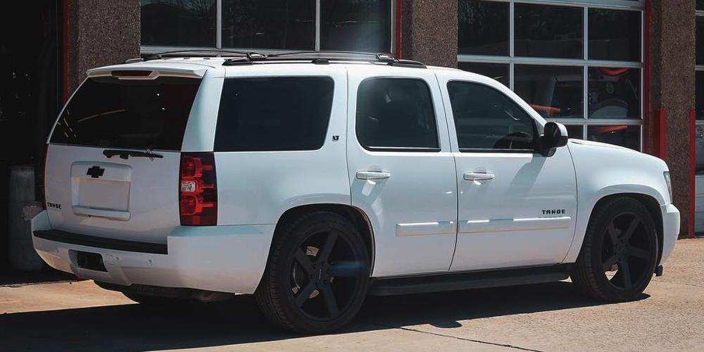 Chevrolet Tahoe Milanni Luxury Wheels 472 Switchback