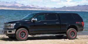 Ford F-150 with Vision Off Road 111 Nemesis