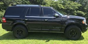 Ford Expedition with Vision Off Road 354 Manx 2