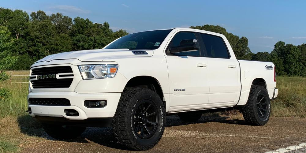 Ram 1500 Off-Road 353 Turbine