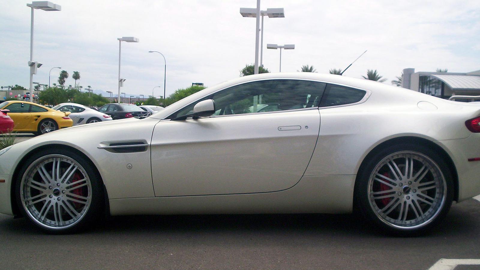 Aston Martin Db9 Vendetta Gallery Mht Wheels Inc