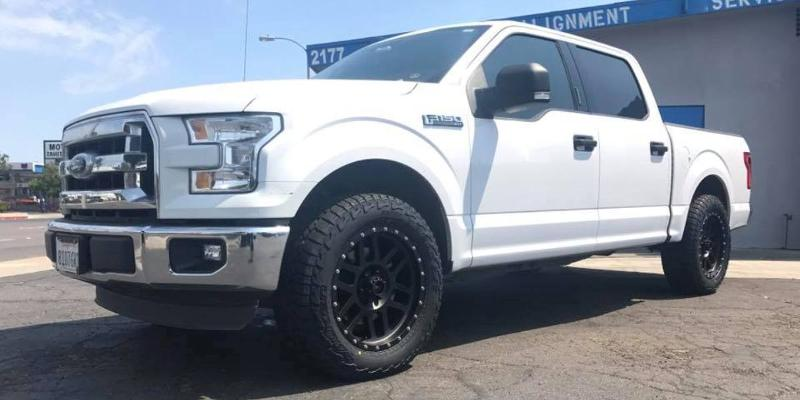 Ford F-150 MR306 - Mesh