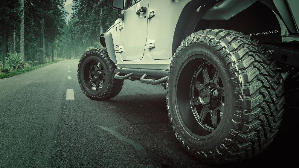 Jeep Wrangler 229 Menace