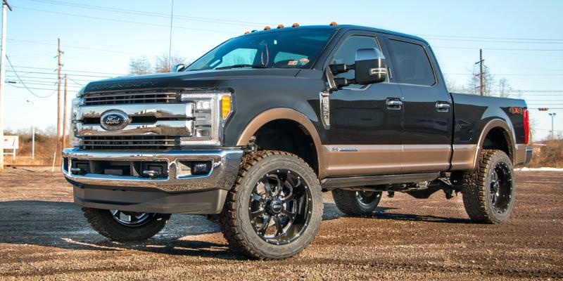 Ford F-350 Super Duty Novakane