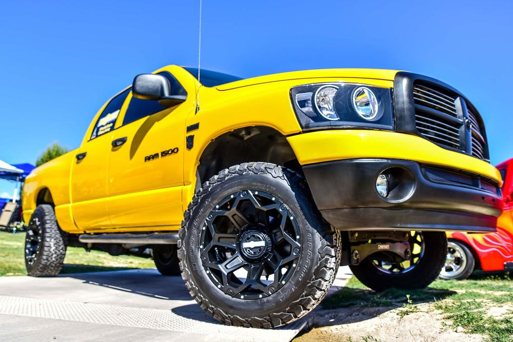 Ram 1500 SUBJECT TO AVAILABILITY 812 Clash