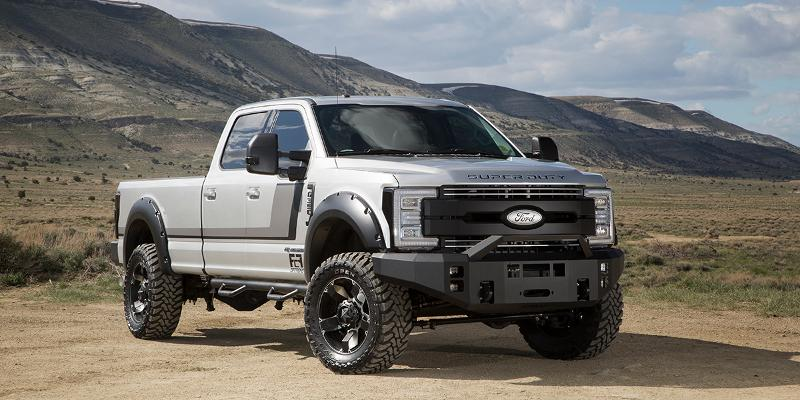 Ford F-350 Super Duty XD775 Rockstar