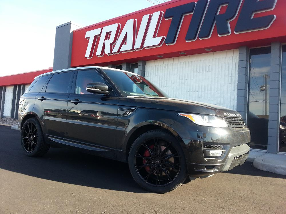 Land Rover Range Rover Sport Staccato