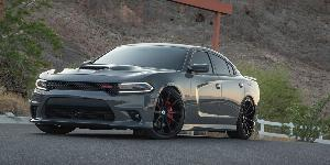 Dodge Charger with Asanti Black Label ABL-20 Aries