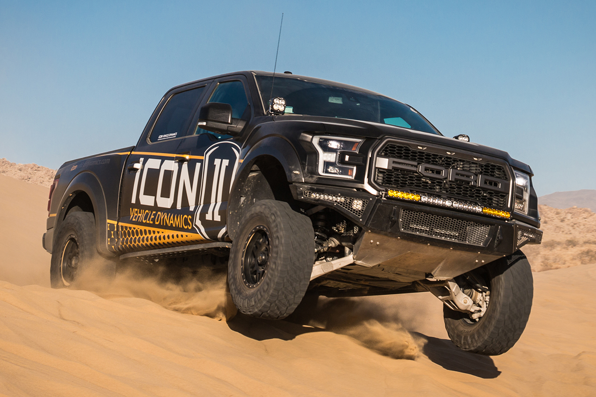 Ford F-150 Raptor Six Speed
