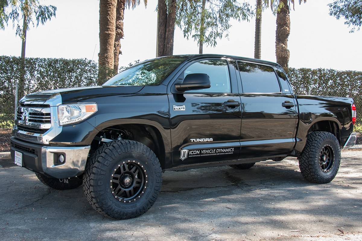 Toyota Tundra Icon Alloys Six Speed