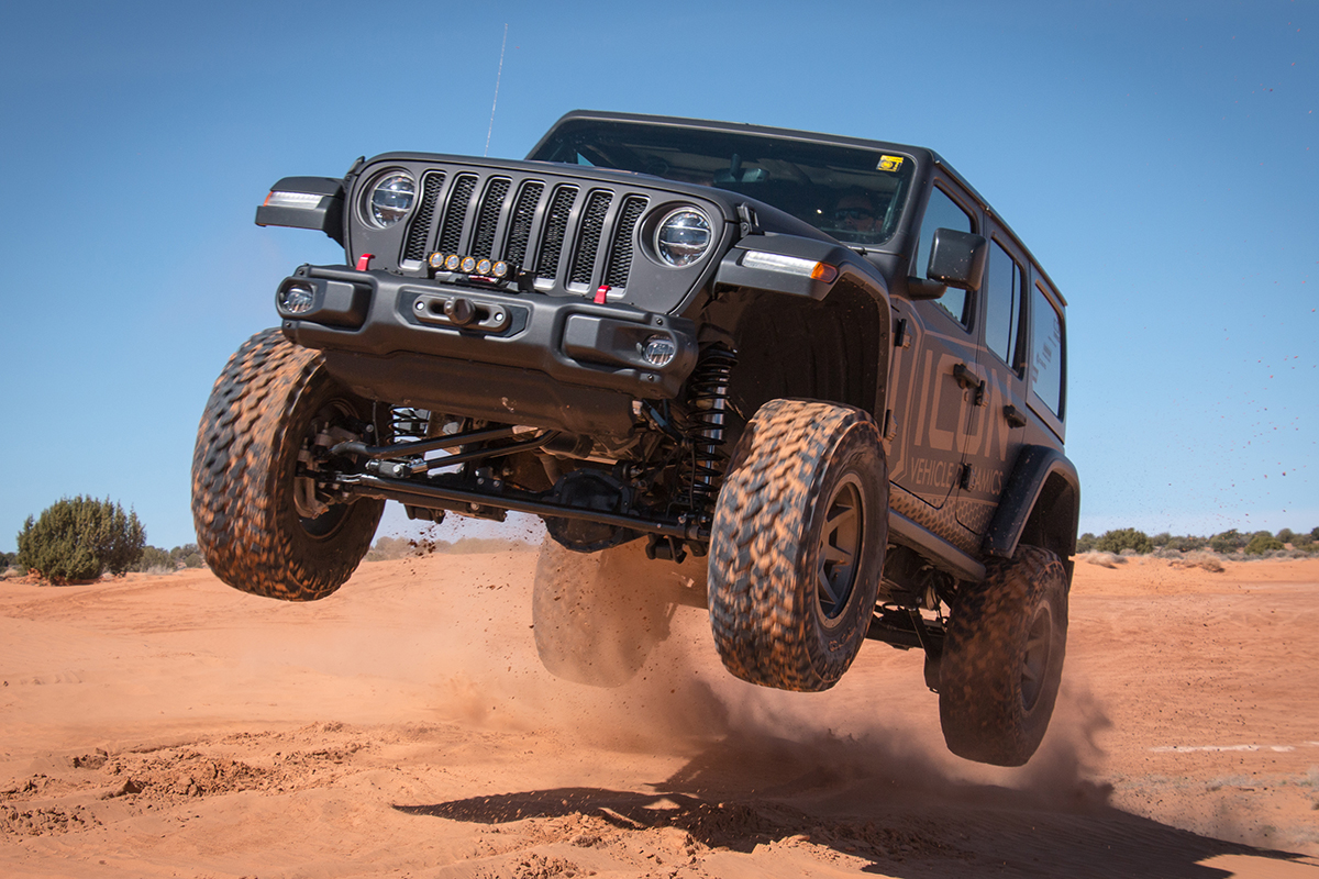 Jeep Wrangler JL Icon Alloys Rebound