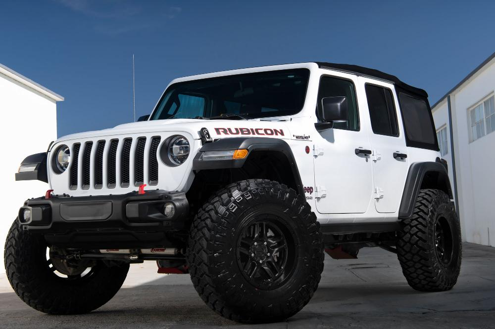 Jeep Wrangler NEW FOR 2020 258 Prowler Jeep