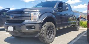 Ford F-150 with Vision Off Road 354 Manx 2