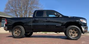 Ram 1500 with Vision Off Road 354 Manx 2