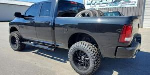 Ram 1500 with Vision Off Road 361 Spyder