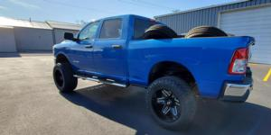 Ram 2500 with Vision Off Road 363 Razor