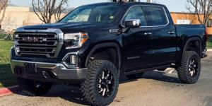GMC Sierra 1500 with Vision Off Road 361 Spyder