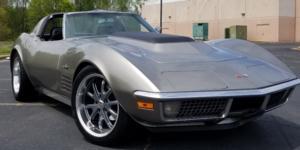 Chevrolet Corvette with Vision Wheel 143 Torque