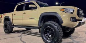 Toyota Tacoma with Vision Off Road 111 Nemesis