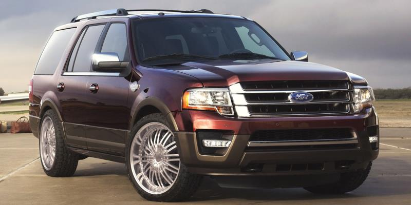 Ford Expedition CLV-07