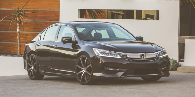 Honda Accord CLV-08