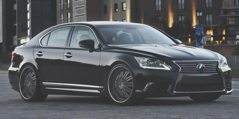 Lexus IS350 CLV-07