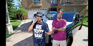Three 6 Mafia with