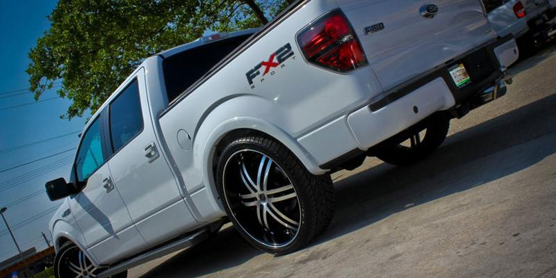 Ford F-150 S817 Knight 6