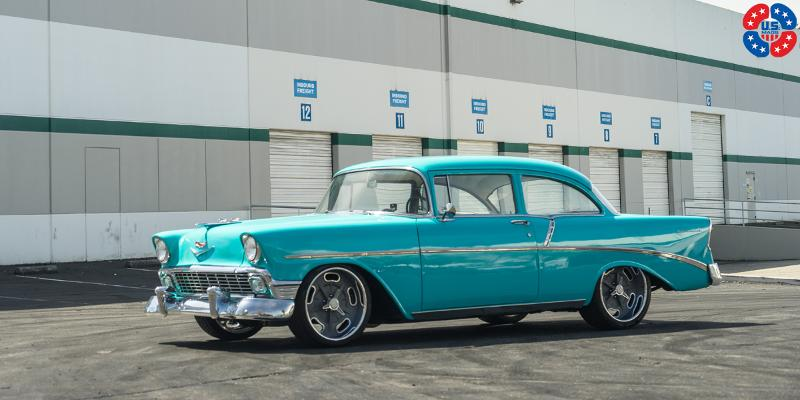 Chevrolet Bel Air Vintage Forged 2 Piece Bonneville - u309