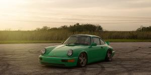 TMB on Porsche 964 Carrera