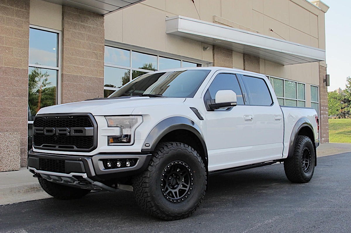 Ford Raptor MR312