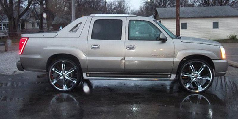 Chevrolet Avalanche 460 Bel Air 6