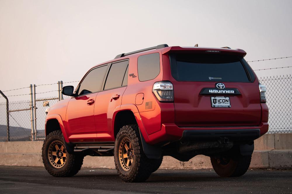 Toyota 4Runner Icon Alloys Raider