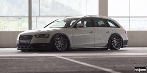BLQ on Audi A4 All-Road
