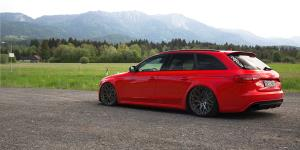 BLQ-T on Audi A4 All-Road