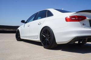 Audi S4 with TSW Mosport