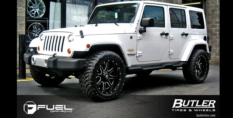 Jeep Wrangler Rims And Tire Packages >> Jeep Wrangler Maverick D262 Gallery Mht Wheels Inc