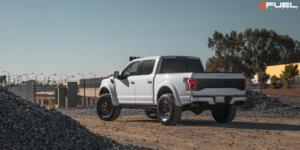 Ford F-150 with Fuel 1-Piece Wheels BLOCK - D751